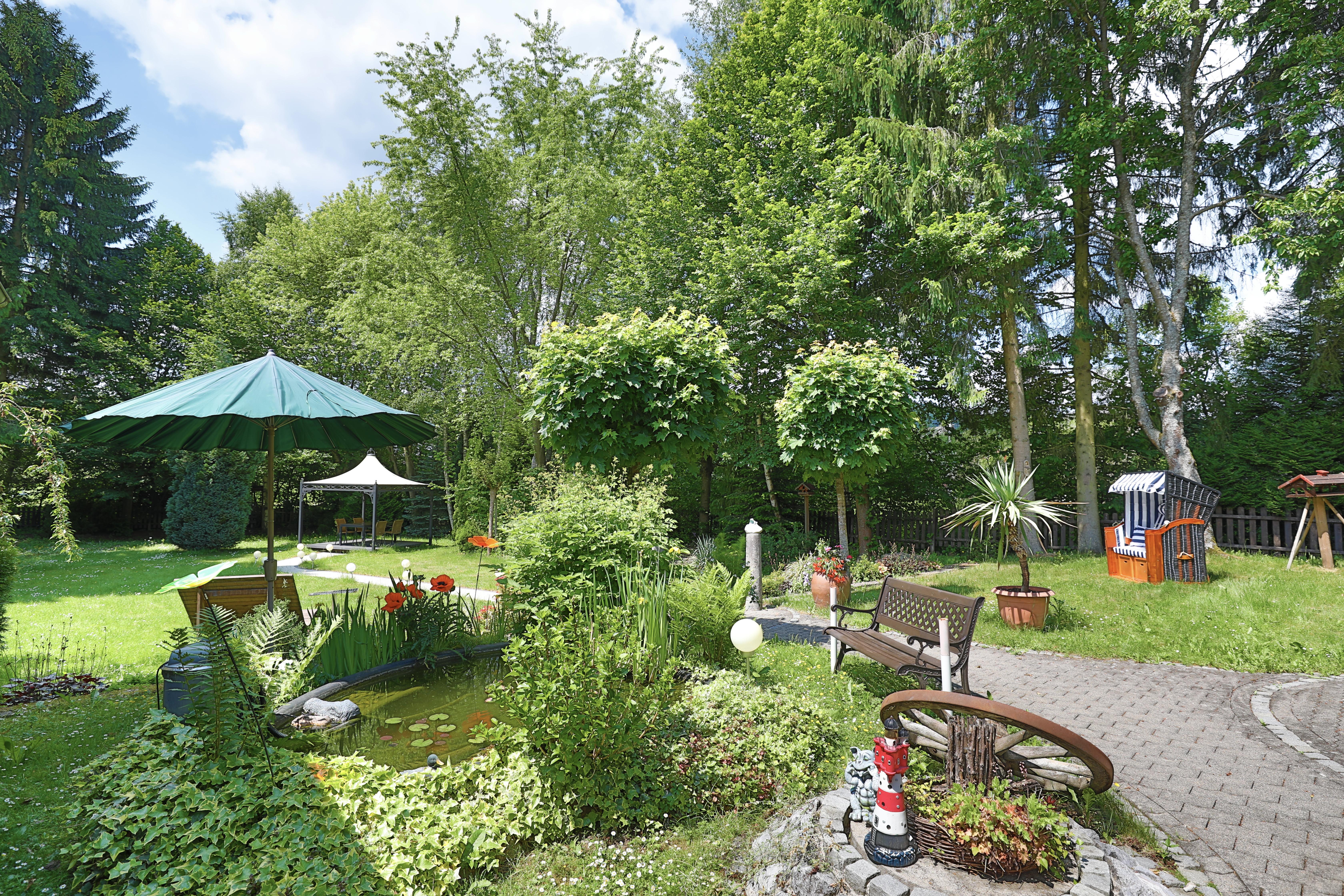 Inspirierend Garten Terrasse Dekoration Von Gern Genutzt Von Unseren Gästen Werden Die